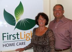 Moyer, FirstLight HomeCare